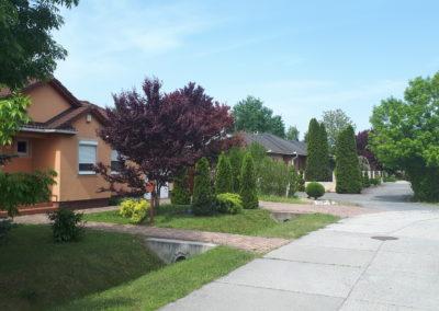 Márványkerti utcakép